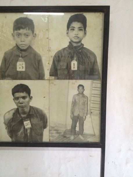 "Prisoners of ""S-21"" / Tuol Sleng"